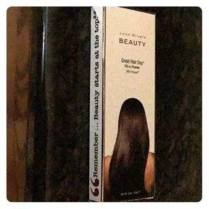Joan Rivers great Hair Day Fill in Powder